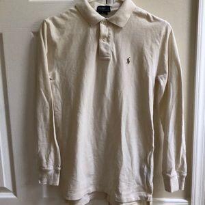 Polo by Ralph Lauren Long Sleeve Boys Polo Cteam
